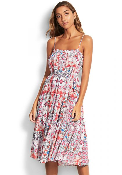 Seafolly Free Spirit Midi Dress