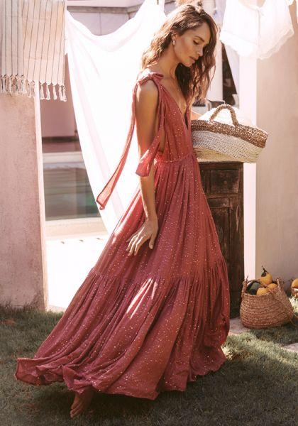 Sundress Fanya Maxi Dress