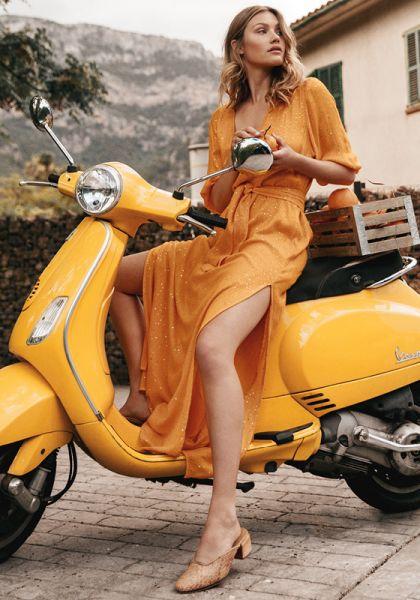 Sundress Halo Maxi Dress