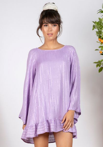 Sundress Indiana Short Dress Roma Lavender