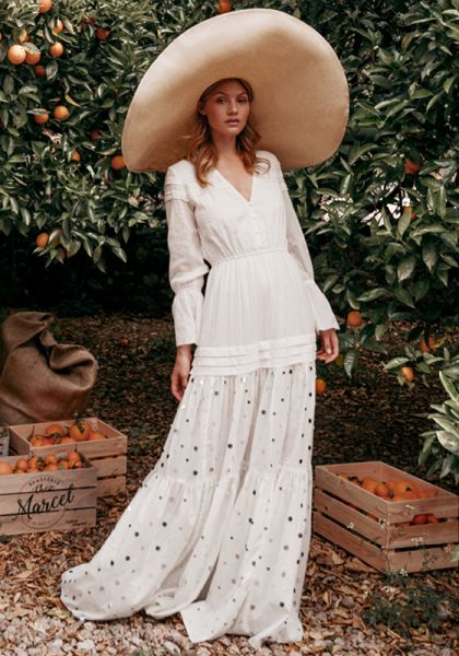 Sundress Judith Maxi Dress