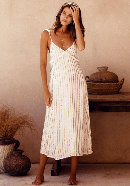 Madeline Strappy Dress