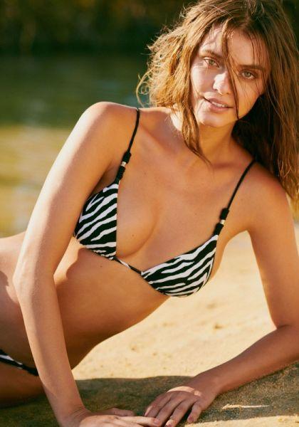 Vix Swimwear Fiorella Trim Roll Bikini