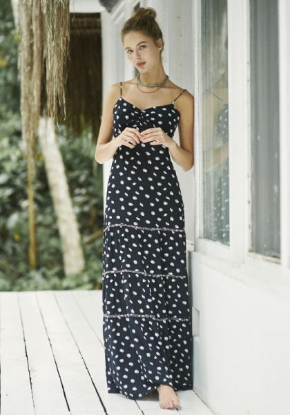 Sally Ana Long Dress