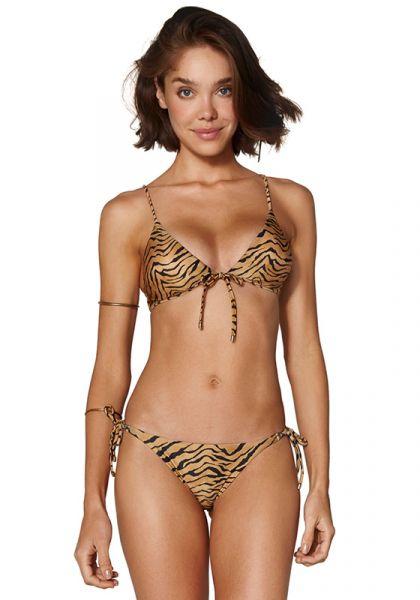 Vix Tiger Bralette Bikini