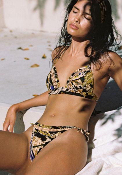 Watercult Island Expedition Halter Bikini