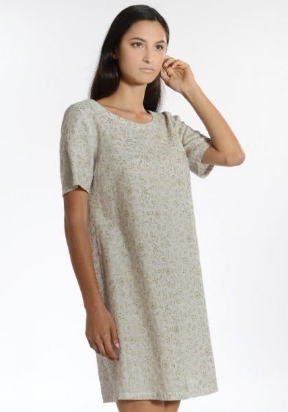 Dress Turtle Print