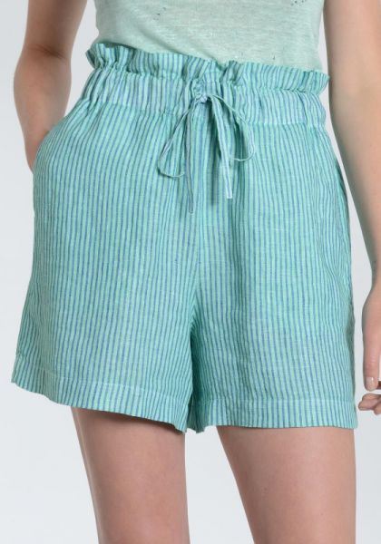 Stripe Shorts Waterfall