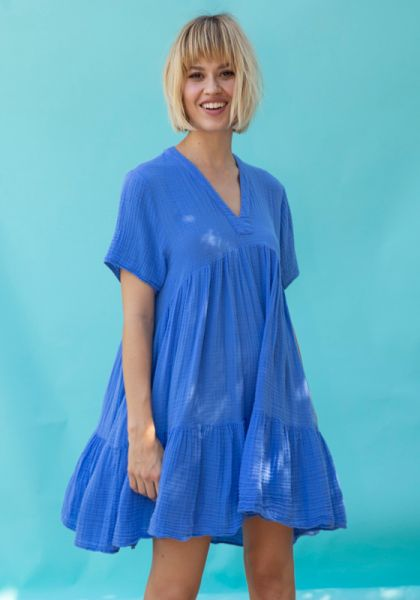 9Seed El Matador Dress Blue
