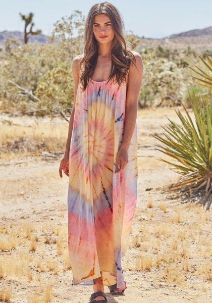 9Seed Tulum Dress Aries Tie Dye