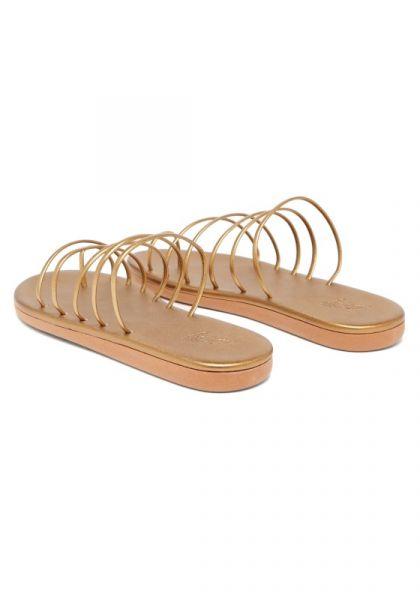 Ancient Greek Sani Sandals Bronze