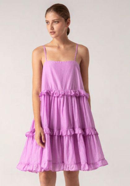 Lila Spaghetti Strap Dress