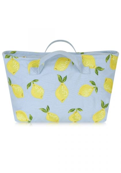 Elizabeth Scarlett Lemon Travel Bag