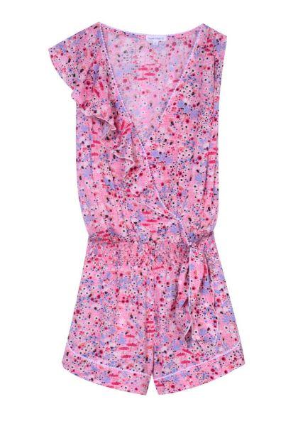 Gwen Jumpsuit Pink Malva