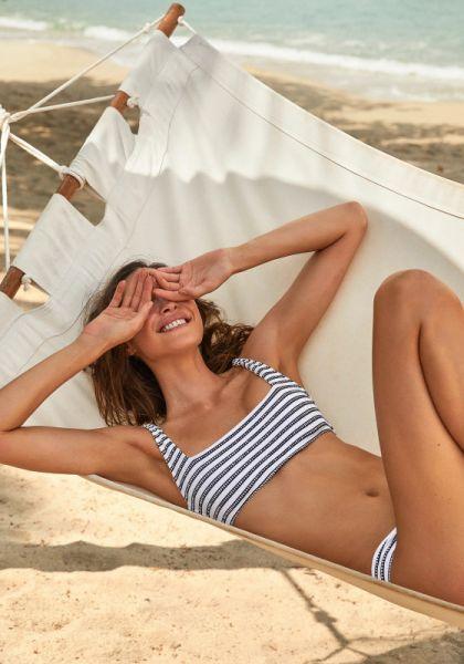 Heidi Klein Corsica Square Neck Bikini
