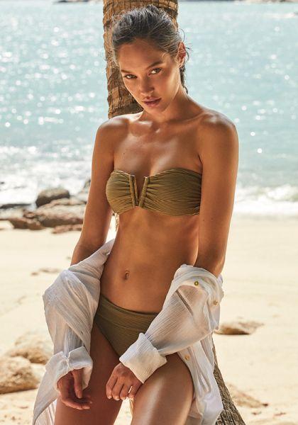 Heidi Klein Venice Bandeau Bikini