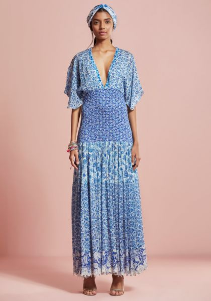 Hemant & Nandita Suho Maxi Dress