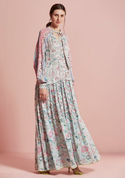 Hemant & Nandita Hana Maxi Dress