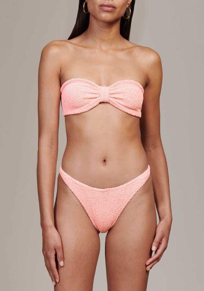 Hunza G Jean Bikini Baby Pink