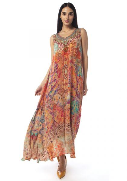 Inoa Modena Flowing Maxi Dress