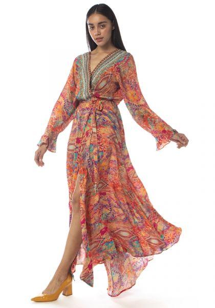 Inoa Modena Luxe Silk Dress