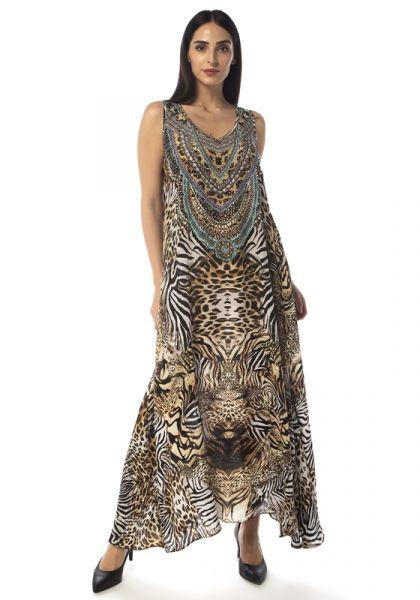Inoa Savannah Flowing Maxi Dress