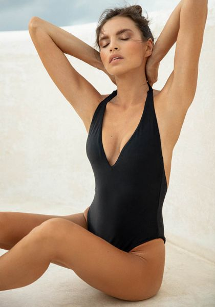 Jade Swimwear Revel Swimsuit Black