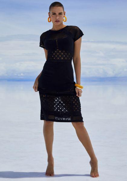JETS by Jessika Allen Intrigue Long Dress