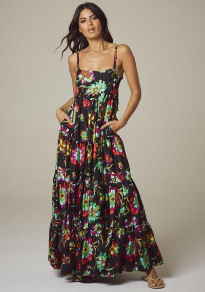 La Double J Bouncy Dress-Dandelion