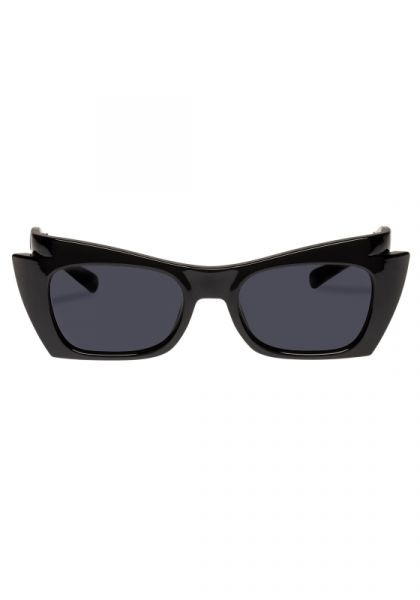 Le Specs For-Never Mine Sunglasses Black