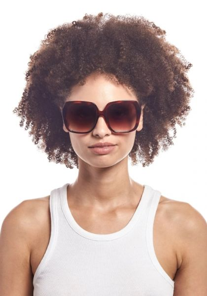 Les Specs Frofro Alt Fit Sunglasses Toffee Tort