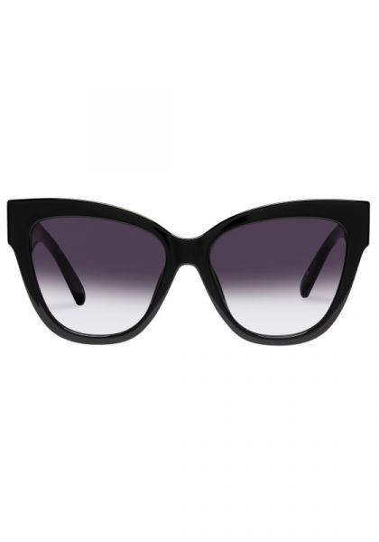 Le Vacanze Sunglasses Black