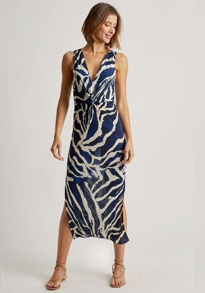 Lenny Niemeyer Printed Knot Cover Up