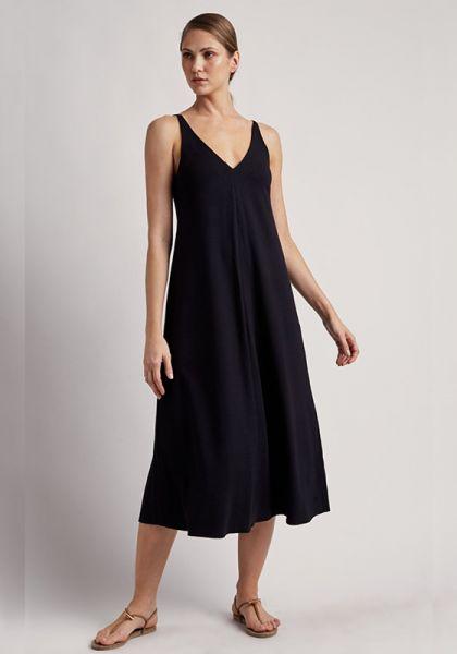 Lenny Strap Stitching Dress