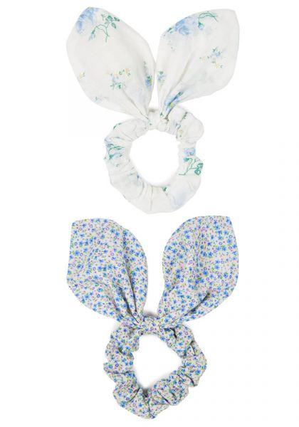 Gibson Girl Scrunchies