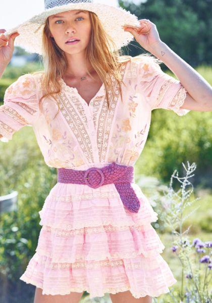 LoveShackFancy Quincy Dress