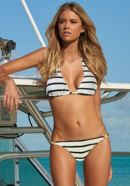 Melissa Odabash Athens Bikini Marine