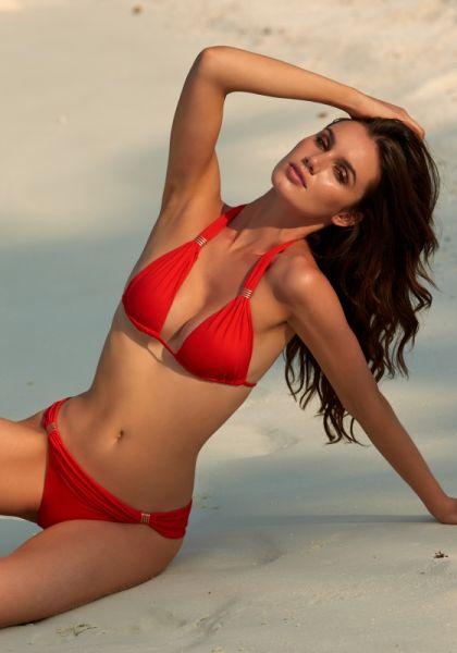 Melissa Odabash Grenada Bikini Red