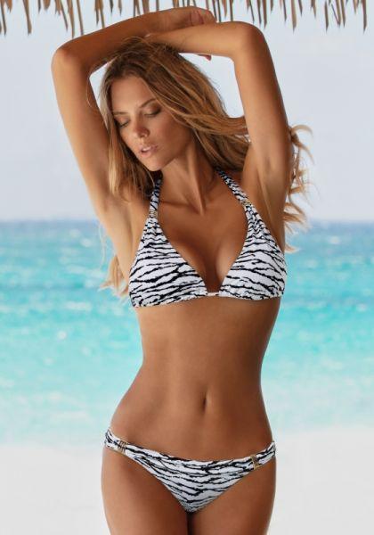 Melissa Odabash Grenada Bikini Tiger