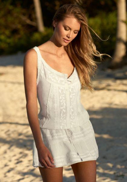 Jaz Dress White