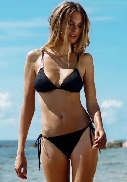 Maldives Bikini Black