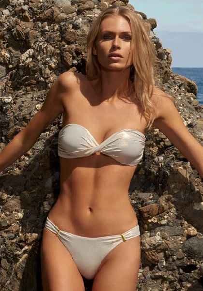 Melissa Odabash Martinique Bikini Gold