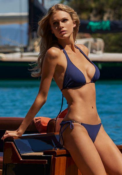 Melissa Odabash Bahamas Bikini Navy