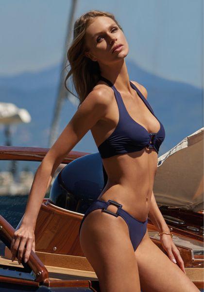 Melissa Odabash Paris Bikini Navy