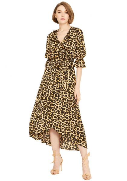 Misa Los Angeles Belinda Dress Misa Cat