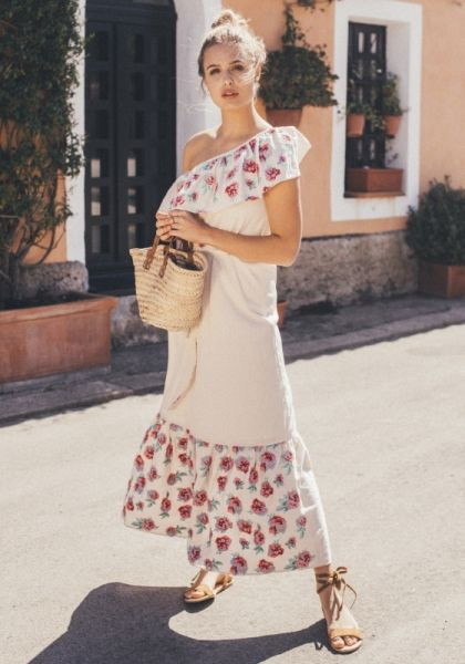 Pampelone Delphina Dress