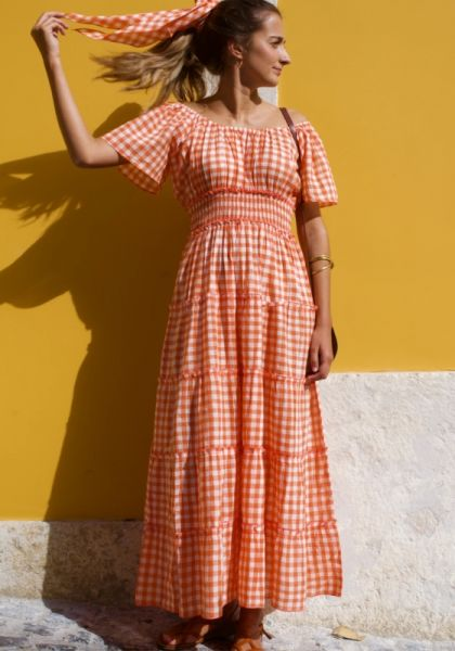 Rah Rah Spanish Dress Clementine