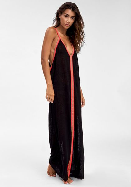 Inca Sundress Black