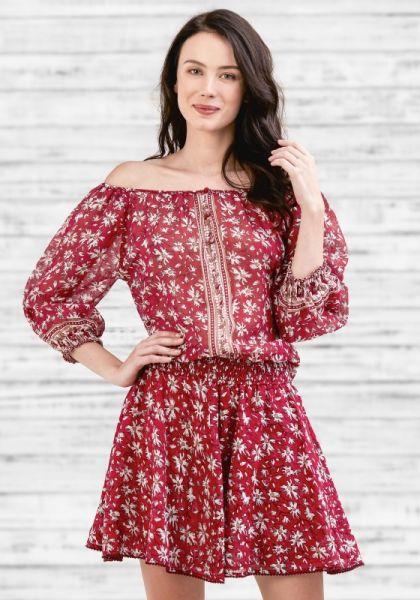 Poupette Mini Fleur Dress
