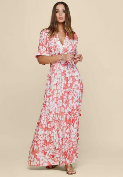 Rachel Maxi Dress Pink